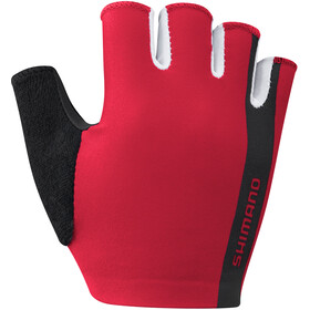 Shimano Junior Value Guantes Niños, red